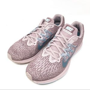 Nike Air Zoom Winflow 5 Rose Pink Running Shoes